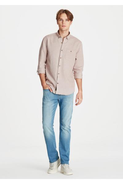 شلوار جین مردانه فانتزی برند ماوی رنگ آبی کد ty46207690