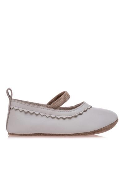 سفارش کفش تخت نوزاد دختر ارزان برند Merli&Rose رنگ بژ کد ty46232052