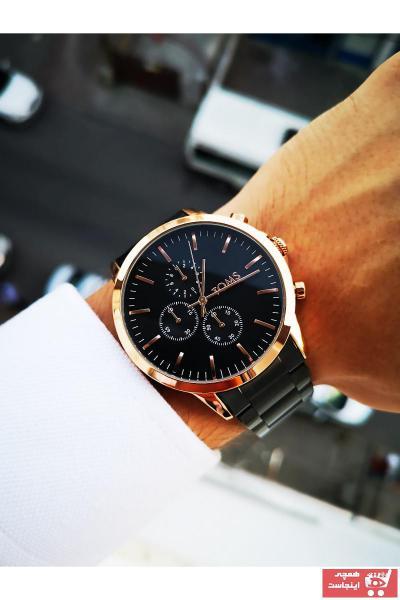 ساعت مردانه پارچه  برند Toms رنگ مشکی کد ty46345735