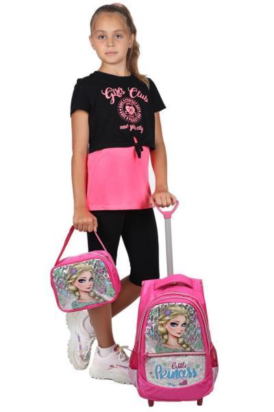 خرید نقدی کیف مدرسه بچه گانه دخترانه ترک  برند Çantaland کد ty46412301
