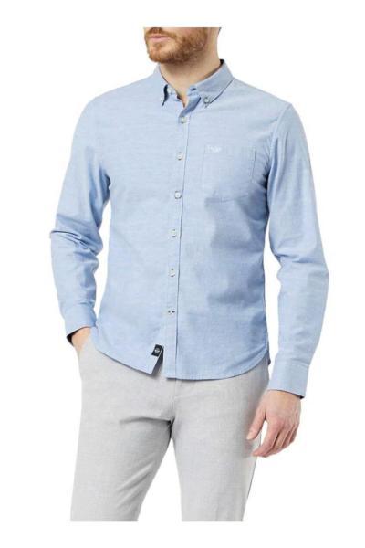پیراهن مردانه مدل دار برند Dockers رنگ مشکی کد ty46572306