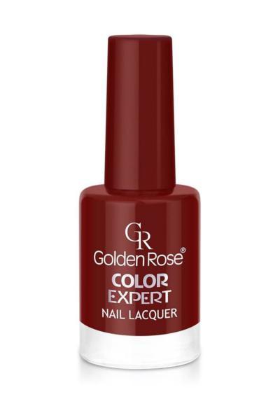 لاک ناخن از ترکیه برند Golden Rose رنگ زرشکی ty4660554