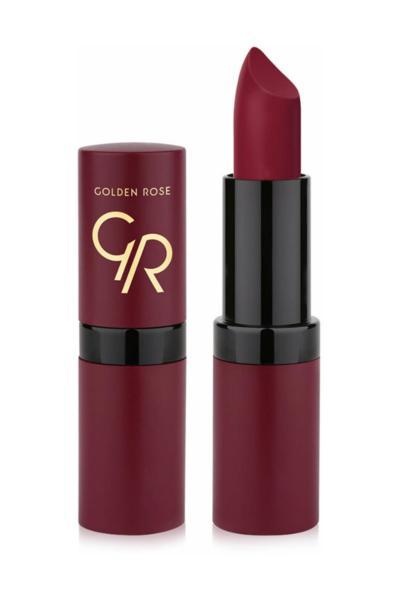 خرید پستی رژ لب جدید برند Golden Rose رنگ زرشکی ty4661104