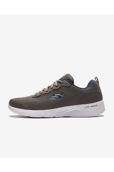 کفش مخصوص پیاده روی مردانه نخ پنبه مارک اسکیچرز رنگ نقره ای کد ty4689065