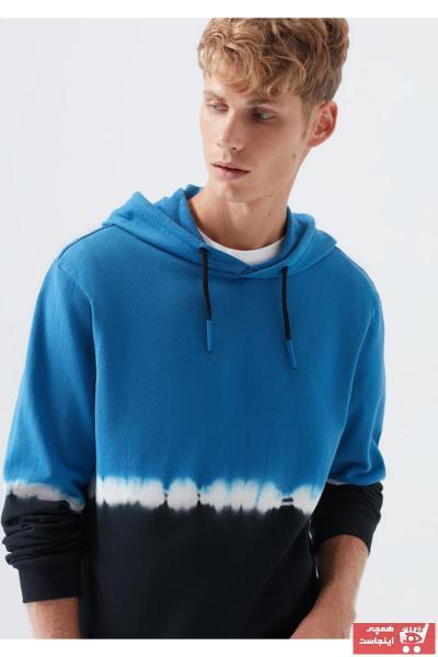 سویشرت زیبا مردانه برند ماوی رنگ آبی کد ty46981477
