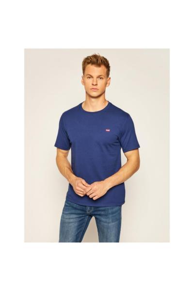 تیشرت مردانه خفن برند لیوایز رنگ لاجوردی کد ty47014485