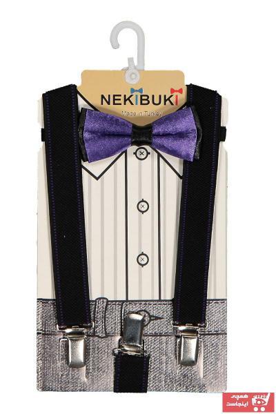 خرید اسان پاپیون بچه گانه پسرانه  جدید برند NEKİBUKİ رنگ مشکی کد ty47039538