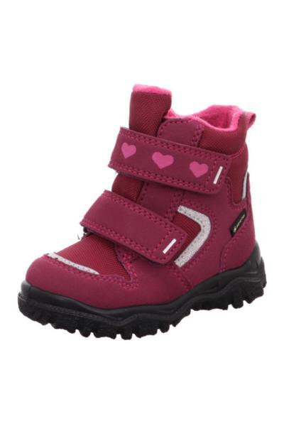 خرید ارزان بوت بچه گانه دخترانه  برند Superfit رنگ قرمز ty47336786