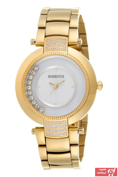 خرید پستی ساعت زنانه 2021 برند Momentus کد ty4779382