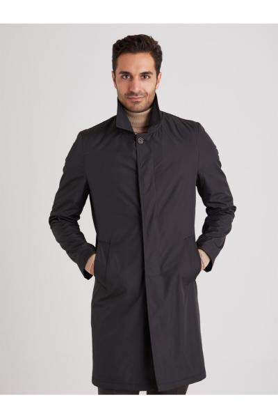 پالتو مردانه مجلسی برند Dufy رنگ مشکی کد ty48156588