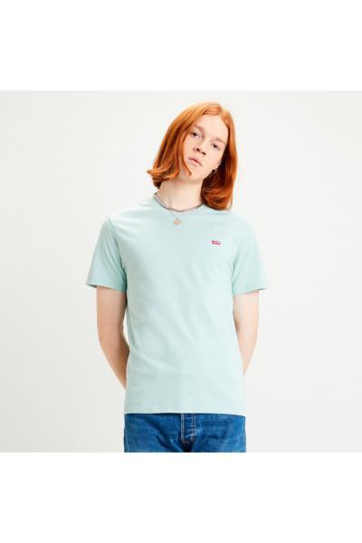 تی شرت مردانه سال 1400 برند Levis رنگ سبز کد ty48240998