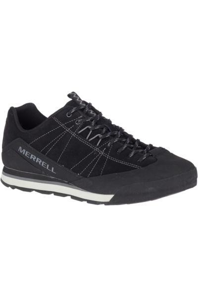 خرید انلاین کفش کوهنوردی طرح دار برند Merrell رنگ مشکی کد ty49639978