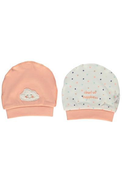حرید اینترنتی کلاه نوزاد دختر ارزان برند Bebetto رنگ صورتی ty49762809