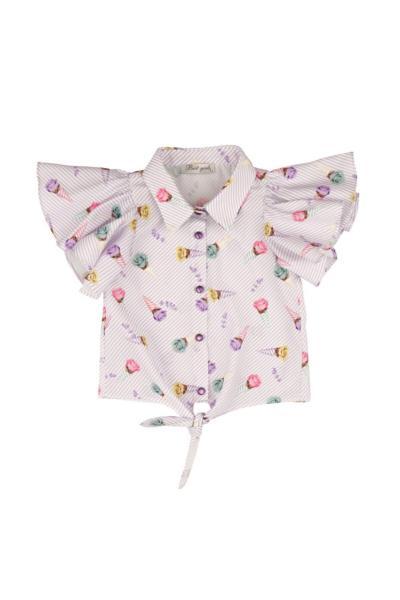 شومیز نوزاد دختر برند best kids کد ty49785704