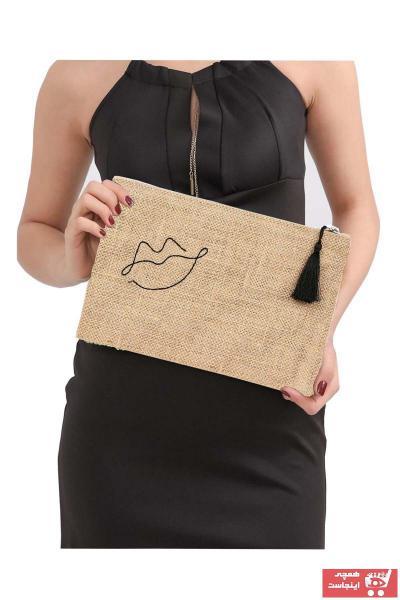 خرید پستی کیف دستی زنانه برند YARATICI TASARIM رنگ بژ کد ty49947176