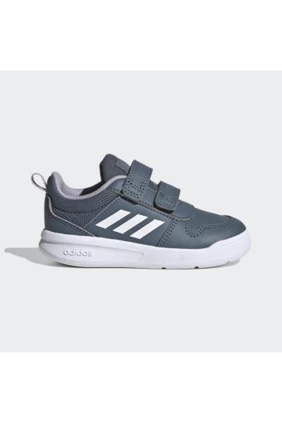 خرید کفش اسپرت نوزاد دخترانه ترک جدید برند آدیداس رنگ نقره ای کد ty50095343