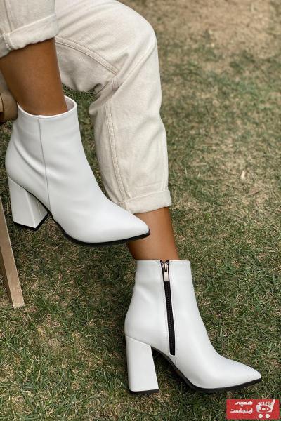 قیمت نیم بوت زنانه برند İnan Ayakkabı کد ty50791407