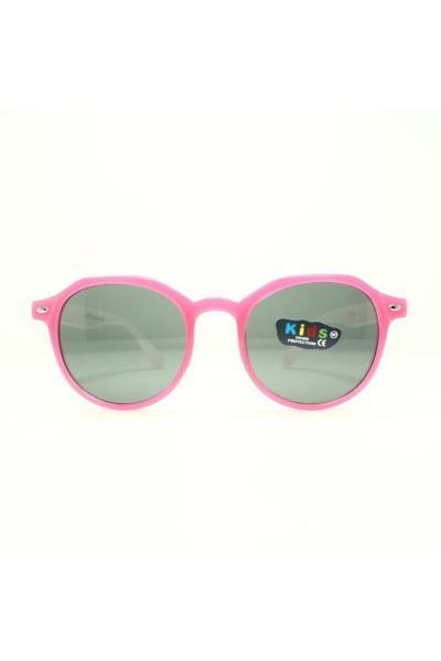 فروش عینک آفتابی دخترانه خفن برند Kids رنگ نقره ای کد ty51020560