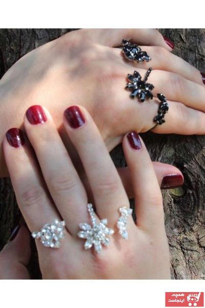 دستبند انگشتی زنانه مارک برند Pupa Bijoux رنگ نقره کد ty56029459
