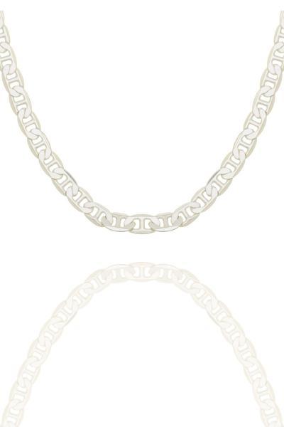 خرید انلاین گردنبند مردانه طرح دار برند Takıdepo رنگ نقره کد ty56343924