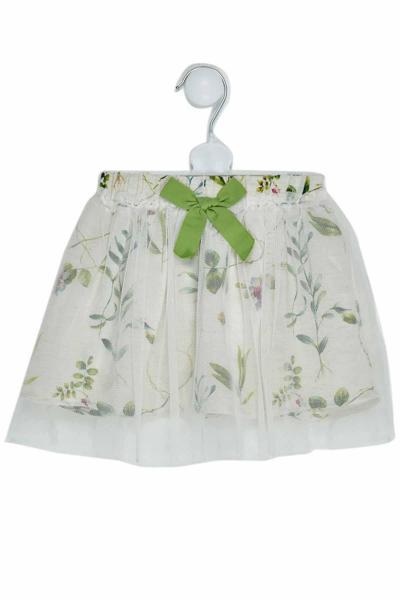 فروش دامن نوزاد دخترانه خفن برند Çikoby رنگ سبز کد ty56805669