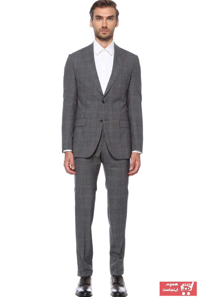 فروش انلاین کت شلوار مردانه مجلسی برند Network رنگ نقره ای کد ty57038844