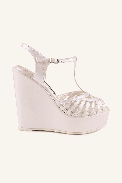 کفش پاشنه بلند مجلسی زنانه قیمت برند MARCATELLI کد ty57690603