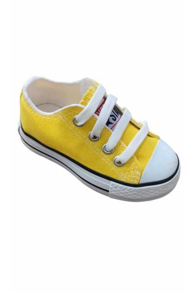 کفش اسپرت بچه گانه پسرانه ارزان برند MOMSTAR رنگ زرد ty58610474