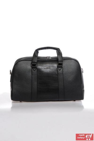 فروش پستی ست کیف ورزشی مردانه برند Fossil رنگ مشکی کد ty60216265