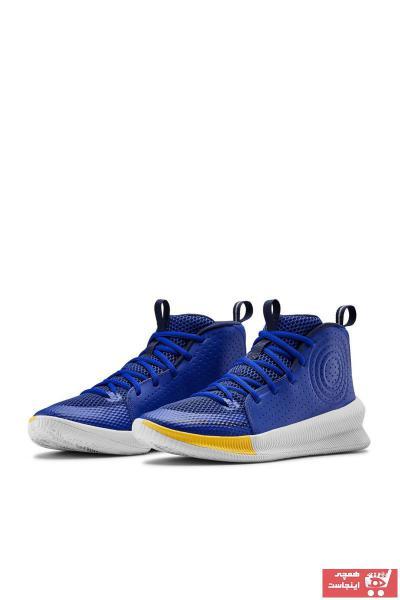 سفارش نقدی کفش بسکتبال ارزان برند Under Armour رنگ آبی کد ty62247439