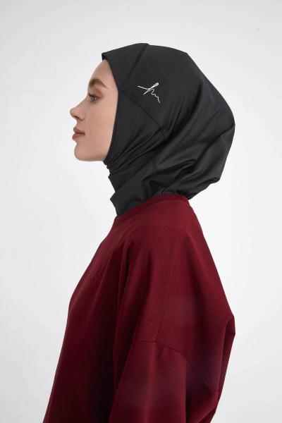 روسری زنانه قیمت برند Haşema رنگ مشکی کد ty62302665