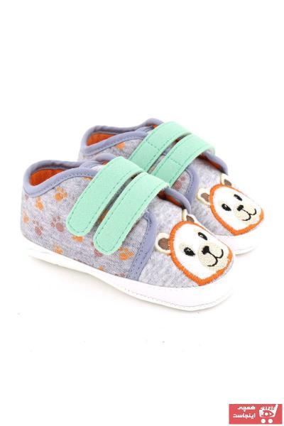 کفش تخت جدید برند Funny Baby رنگ نقره ای کد ty63671434