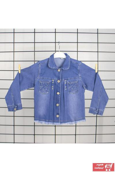 فروشگاه ژاکت دخترانه برند Mammakid رنگ آبی کد ty65123256