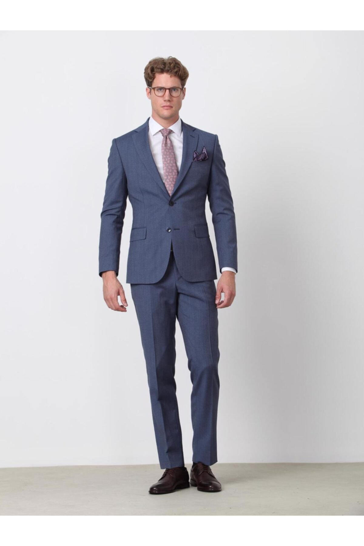 حرید اینترنتی کت شلوار مردانه ارزان برند Kip رنگ آبی کد ty65294280