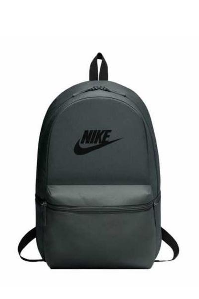 کوله پشتی مردانه ارزان پنبه برند Nike اورجینال رنگ نقره ای کد ty6531210
