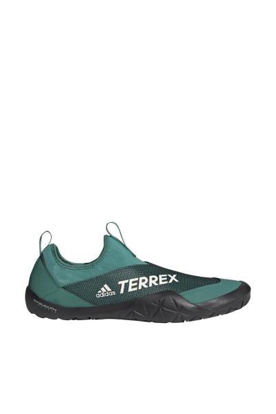 کفش کوهنوردی شیک مردانه برند adidas رنگ سبز کد ty6541566