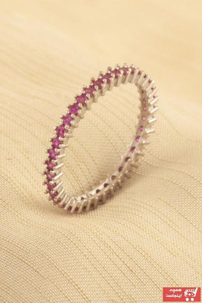 فروش پستی ست انگشتر زنانه برند Takıdepo رنگ قرمز ty65749455