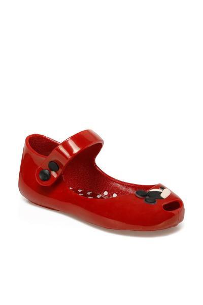 فروش نقدی کفش تخت بچه گانه دخترانه خاص برند Minnie Mouse رنگ قرمز ty6637310