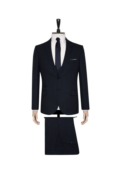 کت شلوار مردانه حراجی برند SÜVARİ رنگ مشکی کد ty66395475