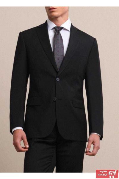 خرید اینترنتی کت شلوار خاص مردانه برند Zeyrek رنگ مشکی کد ty66595760