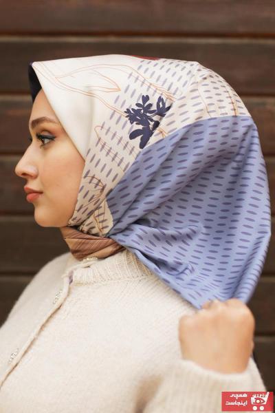 خرید مستقیم روسری جدید برند MaPolien کد ty66666387