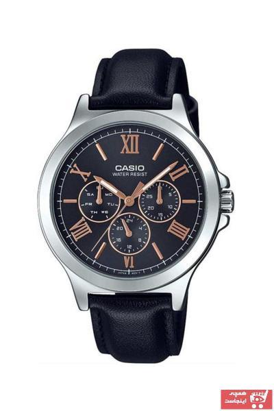 خرید ساعت مچی زنانه لوکس اصل برند Casio کد ty6762165