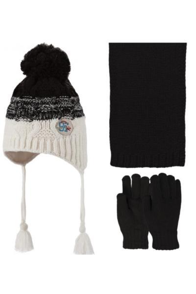 فروشگاه دستکش بچه گانه پسرانه برند Kitti رنگ مشکی کد ty68995905