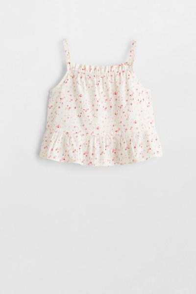 خرید انلاین شومیز زیبا نوزاد دختر برند منگو کد ty6924010