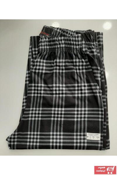 شلوار راحتی 2021 مردانه برند Bahar iç giyim رنگ مشکی کد ty69410041