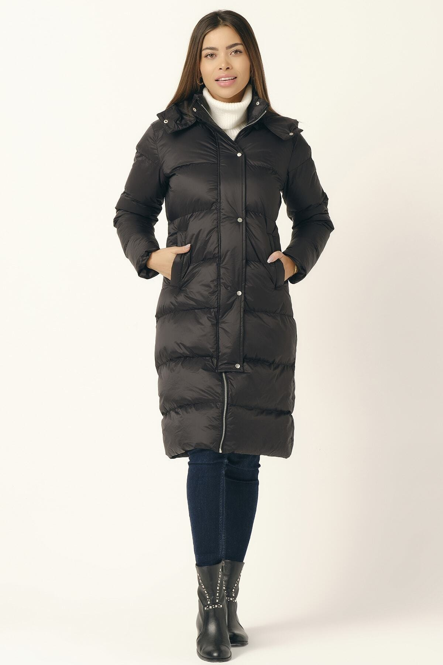 پالتو زنانه مدل برند PIQUE رنگ مشکی کد ty70803499