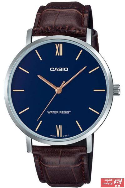 خرید اینترنتی ساعت مچی مردانه لوکس برند Casio کد ty7115977