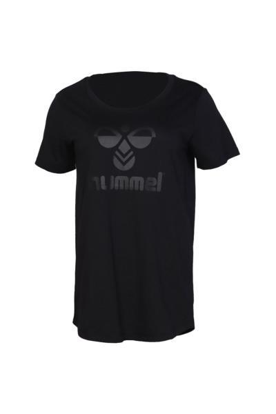 فروش تیشرت ورزشی زنانه ترک ارزان مارک هومل رنگ مشکی کد ty7141000