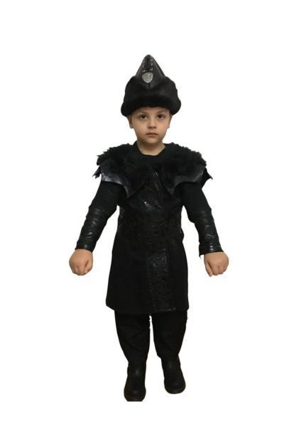 لباس خاص خاص پسرانه برند KÖYLÜ KOSTÜM رنگ مشکی کد ty71596805