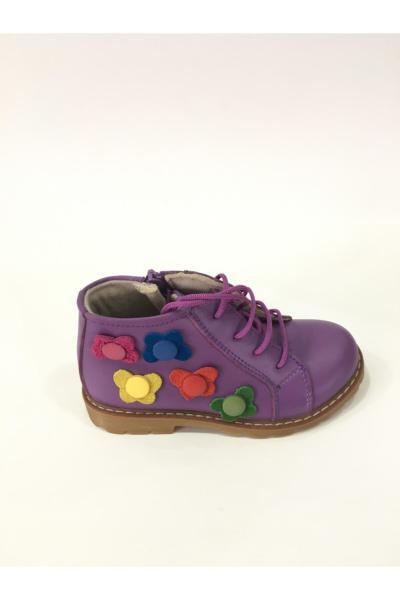 فروشگاه بوت نوزاد دخترانه سال 1400 برند Vicco رنگ بنفش کد ty71620831